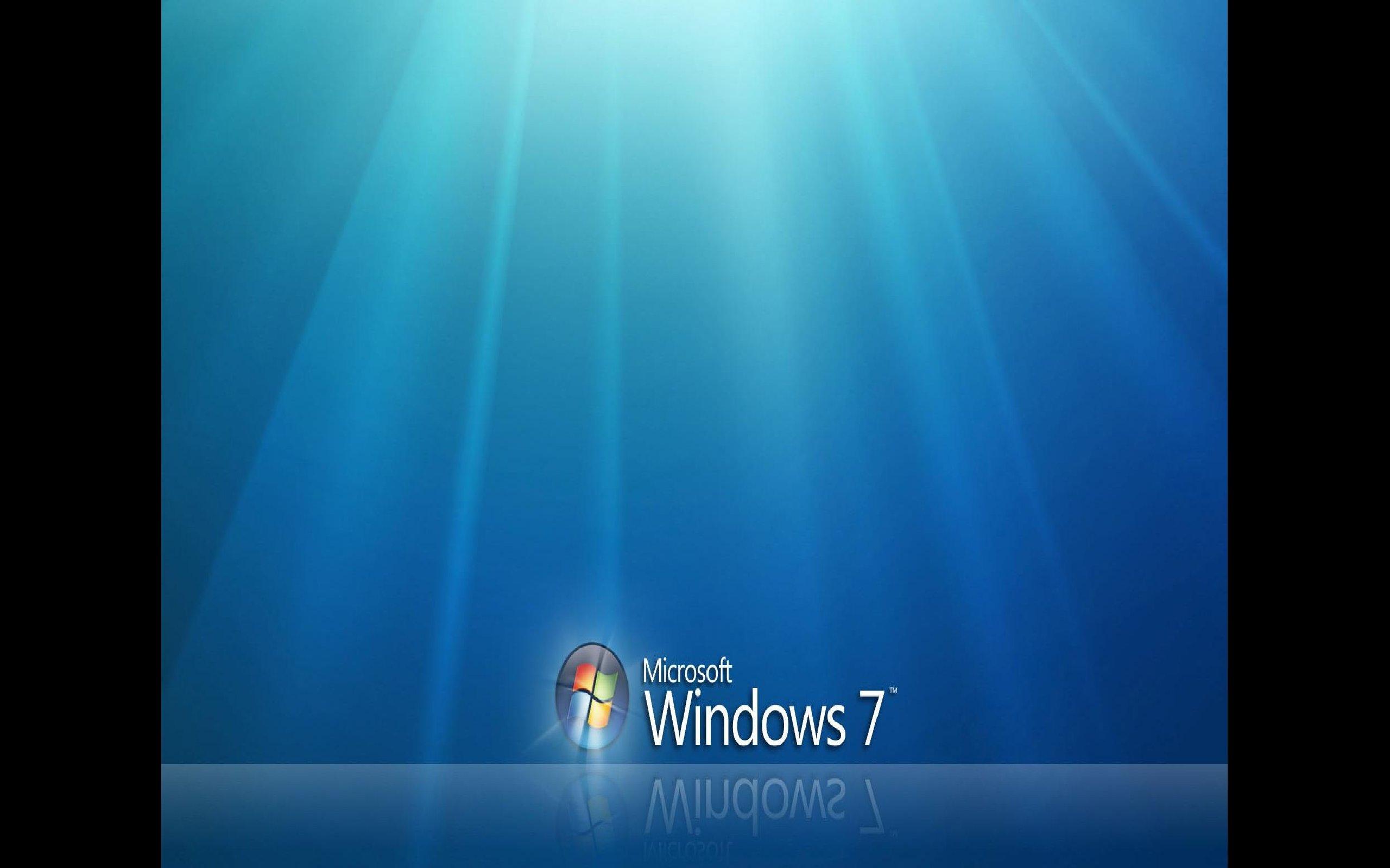 Сборка основана на финальной версии Windows 7.