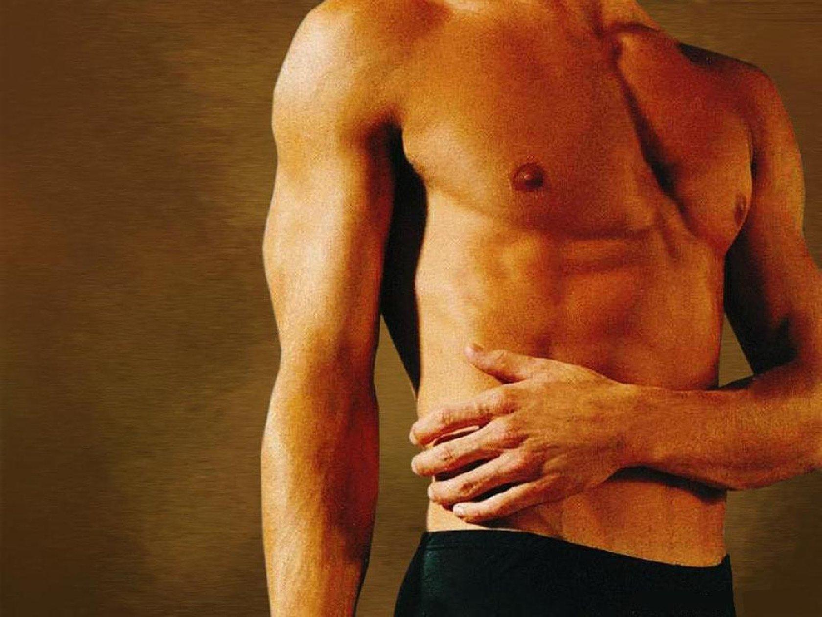 Фото парней голый торс