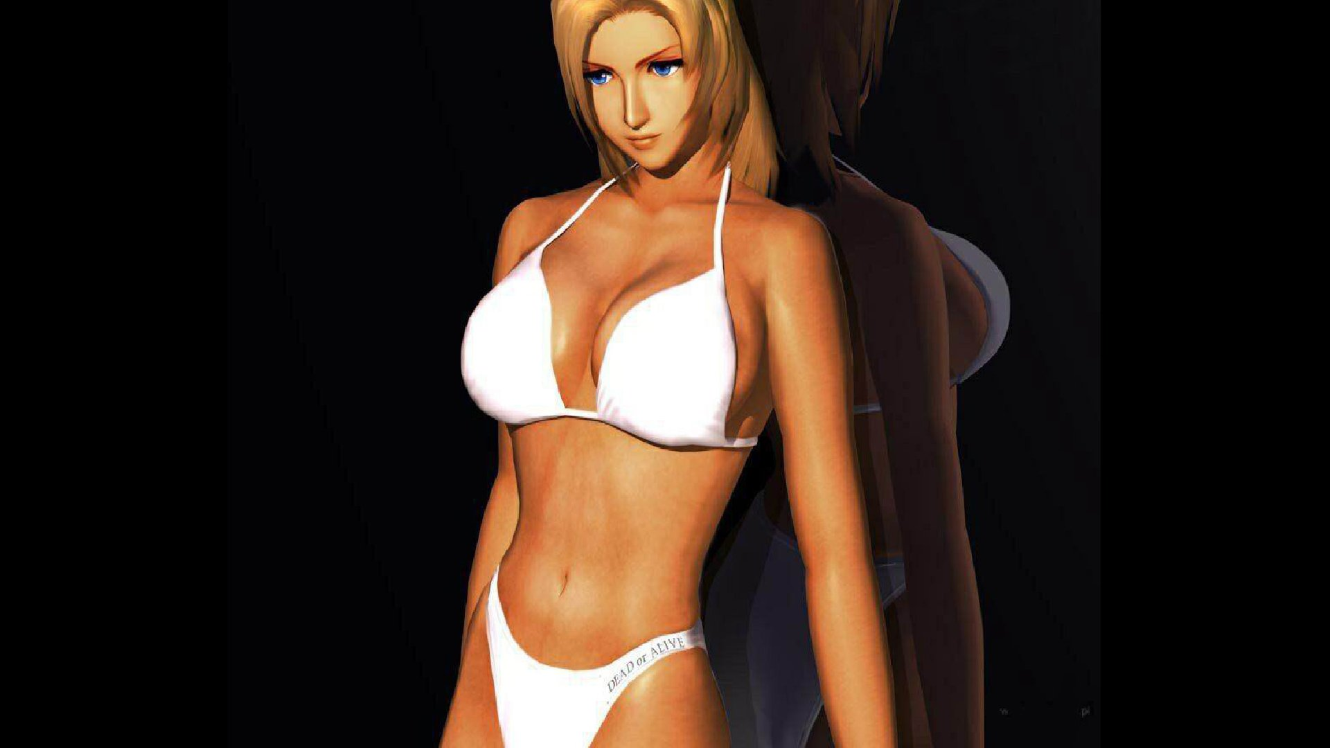 Hot sexy dead or alive 3d babes  hentai images