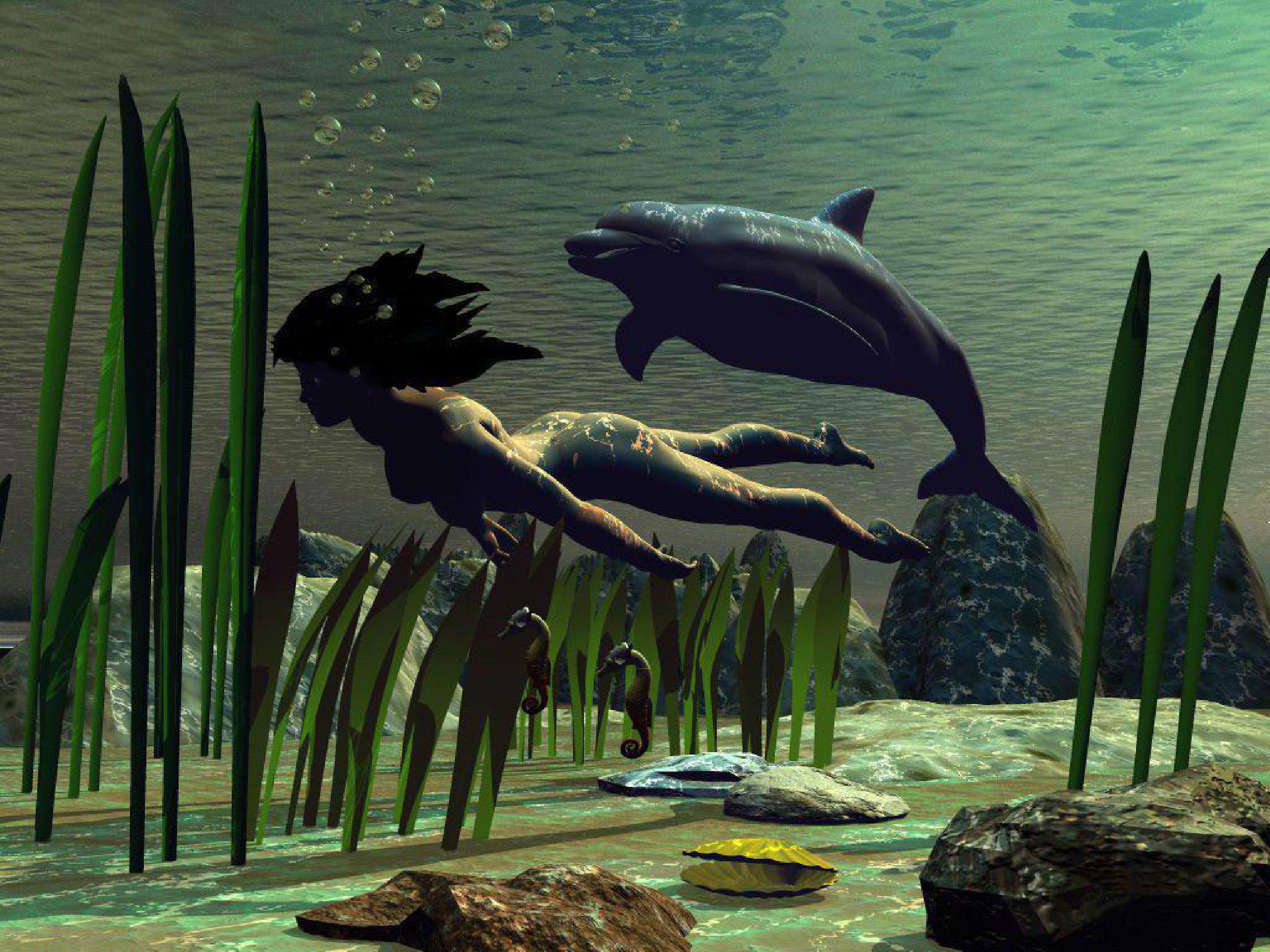 Секс с дельфином игра 8 фотография