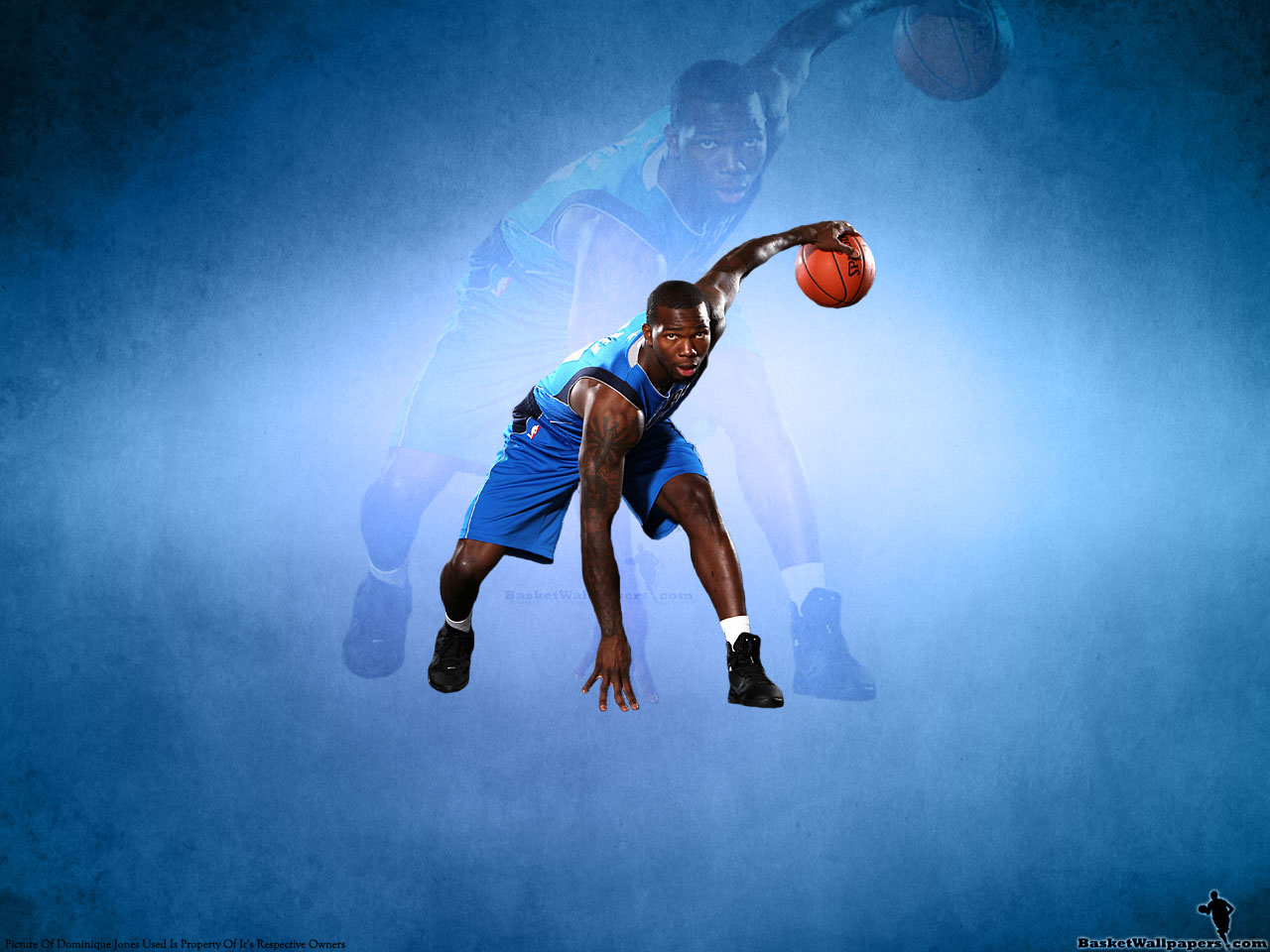 sport - koszykowka - Dominique-Jones-Dallas-Mavericks-Wallpaper