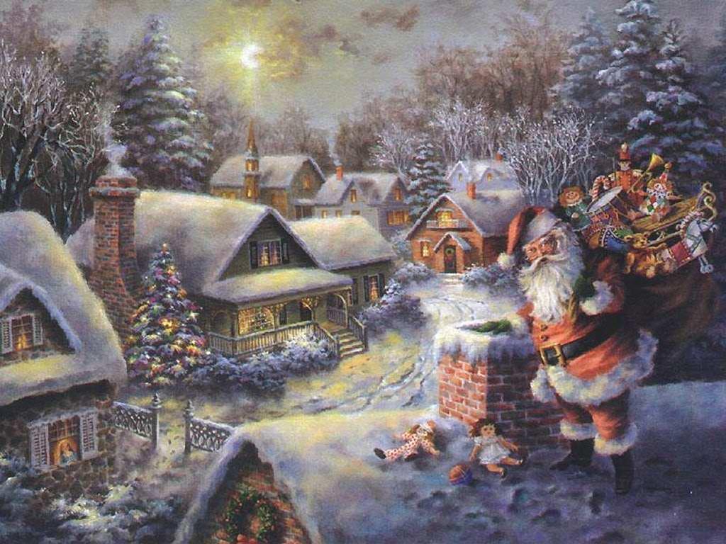 Tapety -> Święta i okazje -> Boże Narodzenie